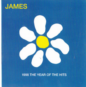 1998 The Year Of The Hits - James Calendar